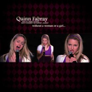 Glee Quotes Quinn Glee Quotes Quinn Quinn
