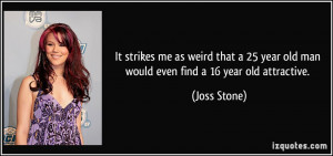 More Joss Stone Quotes