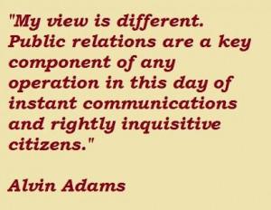 Alvin adams famous quotes 3