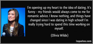 More Olivia Wilde Quotes