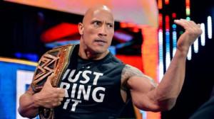 WWE Superstar The Rock HD wallpapers