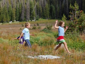 Last camping trip of summer 2010. We did some dispersed camping up in ...
