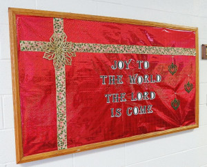 Bulletin Boards for Church | Living as a Victorious Christian ...