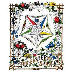 vintage_eastern_star_signet_greeting_card.jpg?height=250&width=250 ...