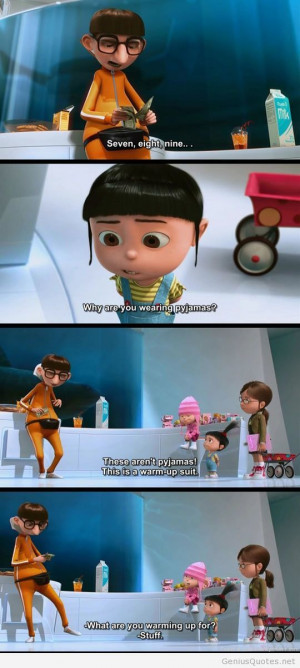 Funny despicable me minions pictures and quotes