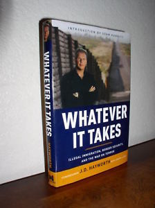Whatever It Takes by J D Hayworth 2005 HC DJ