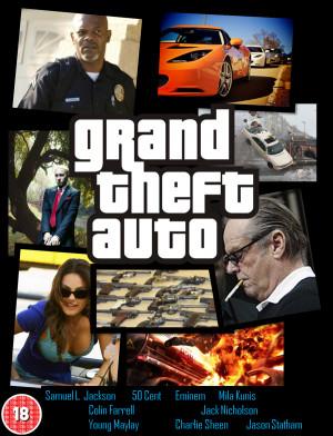 Grand Theft Auto The Movie