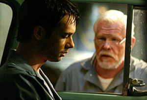 Nick Nolte in a scene from Peaceful Warrior, Dan Millman's film about ...