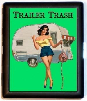 Teardrop Trailer Trash