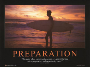 ... of playing well in a tournament by using these tips on preparation