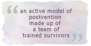 Excerpted from Suicide Survivors as First Responders: The LOSS Team ...