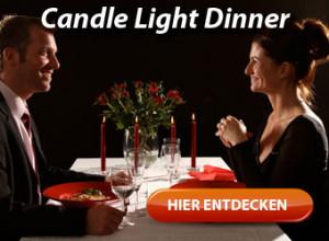 Erlebnisdinner: Krimi-Dinner, Dinner in the Dark, Candle Light Dinner