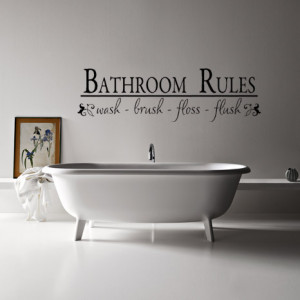 New Cute Modern Ideas for Bathroom Quotes.