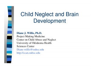 Child Neglect and Brain Development by sdfgsg234
