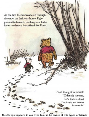 pooh friendship quotes and sayings winnie the pooh friendship quotes ...