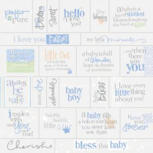 Baby Quotes | Scrapbooking Quotes