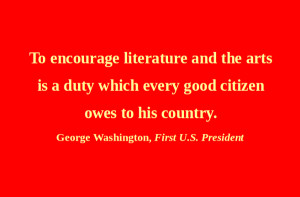 Artful Quote: George Washington – Day 288 « Artful Vagabond