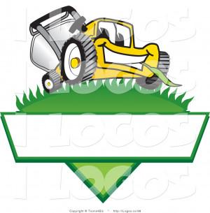 Zero Turn Lawn Mower Clip Art