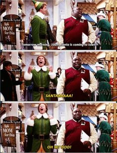 Buddy the Elf More