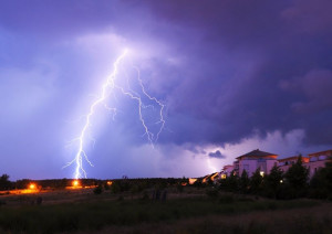 Done in a Flash – Thunderstorms and Lightning