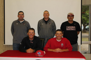 Trae Patterson North Central Texas College Baseball