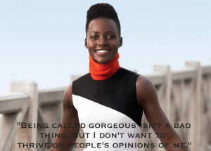 Quotes From Lupita Nyong'o's Marie Claire Interview That Will Make ...