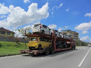 Open Carrier Transport