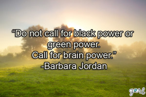 Black History Month Quotes...