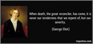 More George Eliot Quotes