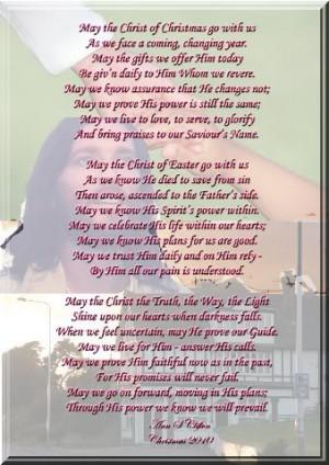 christmas 2013 poems for christian christmas poems christian about ...