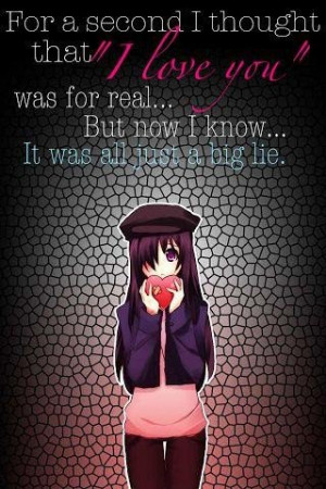 Anime quotes, best, deep, sayings, romantic