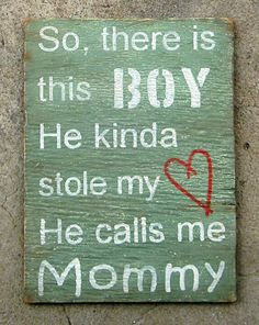 My Little Boy Quotes