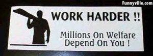 Why you should work harder..