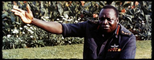 Idi Amin – The little – big Man – thoughts on his life and death