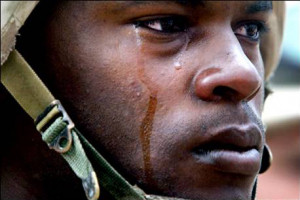 When men cry, or in defense of damaged characters