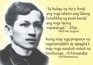 Text José Rizal: Ang Buhay ng Isang Bayani
