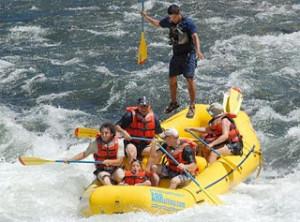 River rafting photo
