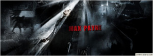 Mark Wahlberg In Max Payne 2 Facebook Timeline Cover