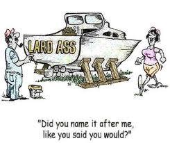 funny boat cartoon