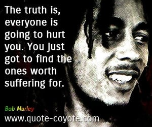 Bob Marley Quotes Truth Is. QuotesGram