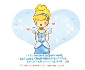 Cinderella love quotes disney