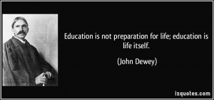 More John Dewey Quotes