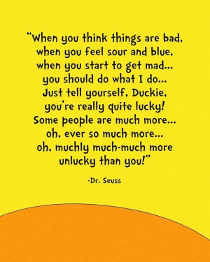 Super cute rhyme from Dr. Seuss. Also, very true. #drseuss #rhyme # ...