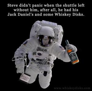 Jack Daniel's Astronaut