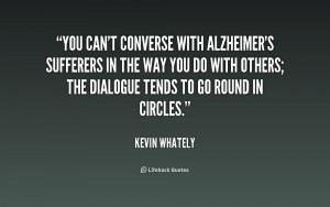 Alzheimers Quote