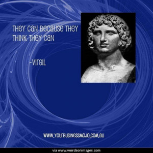 Quotes by virgil