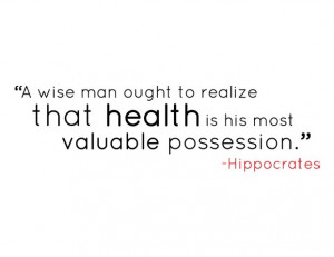 Hippocrates Quotes Spine Shop > store kits > signs