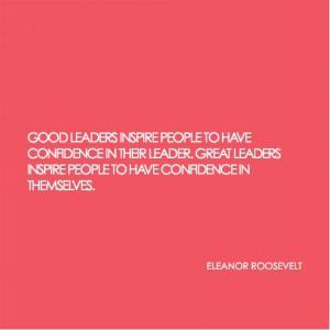 leadership quote:
