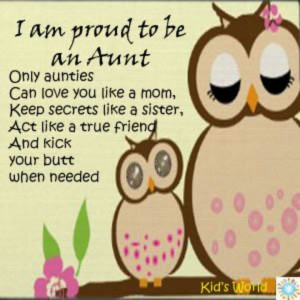 100%! All 12 nieces & 9 nephews :)) Proud Auntie
