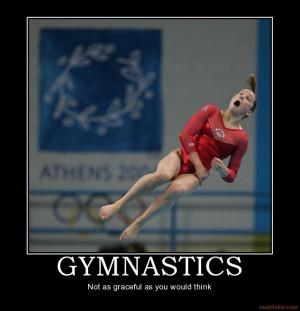 Gymnastics Motivational Posters